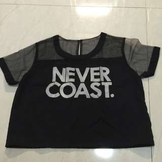 t-shirt mesh top tumblr murah