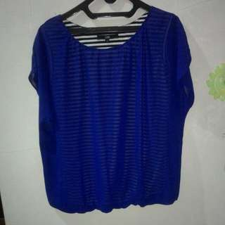 Reprice Cole Blue Layer Shirt