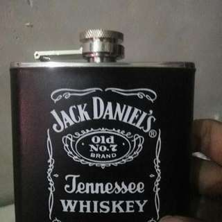 Jack Daniels Flask