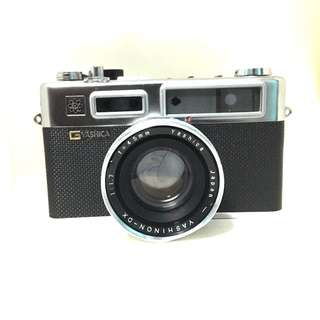 Yashica Electro 35 GSN Working Rare Leather Case