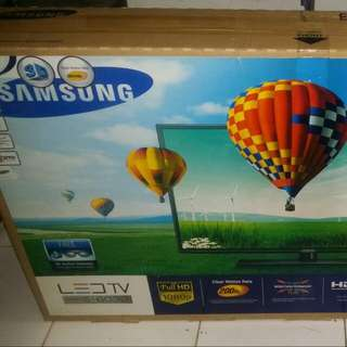 40 Inches Samsung 3D TV