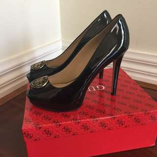 Like New Guess Shoes Size 7 Rrp $180 Sold Out Every Where