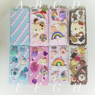 Hello Kitty iPhone 6/ 6s Scented Casing