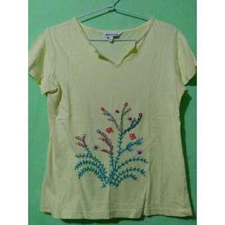 Vertical Club T-Shirt