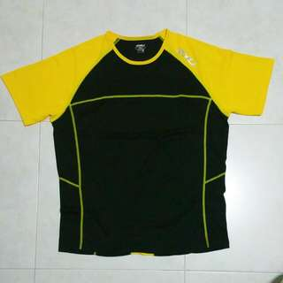 2XU Compression Run 2014 21.2KM Finisher Tee (Men's)