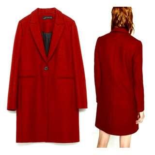 Zara Masculine Wool Jacket