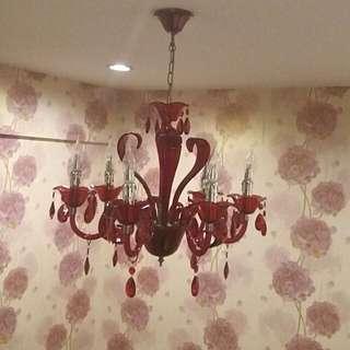 Elegant Chandelier Ceiling Light