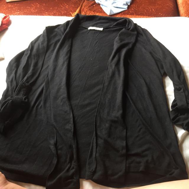 3/4 Sleeve Cardigan Size XL