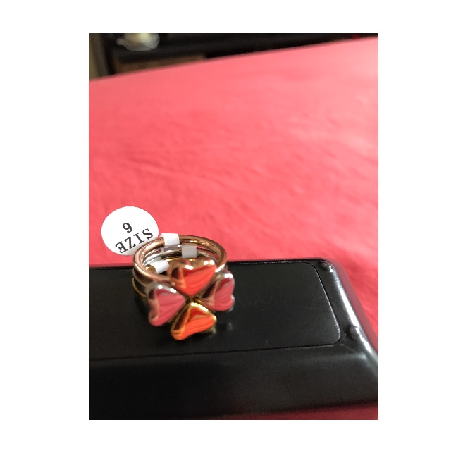 3in1 Flower Ring
