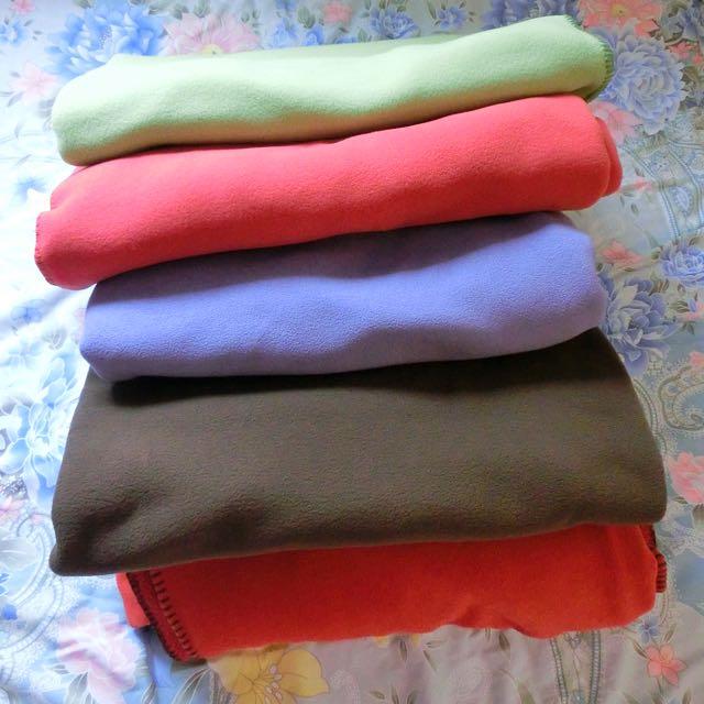 毛毯 發熱保暖毛毯 刷毛布料 溫暖抗寒單人毯 雙人毯 懶人毯 保暖棉被