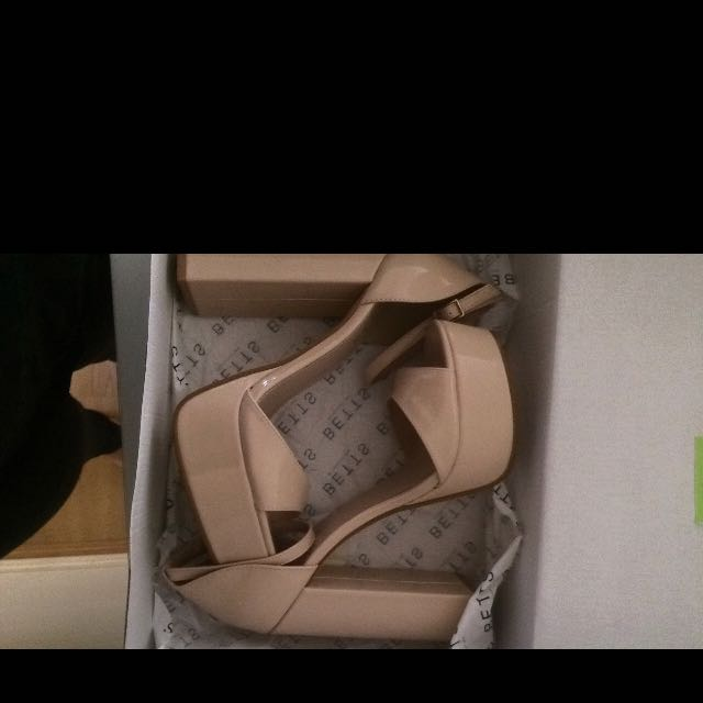 Betts Nude Heels
