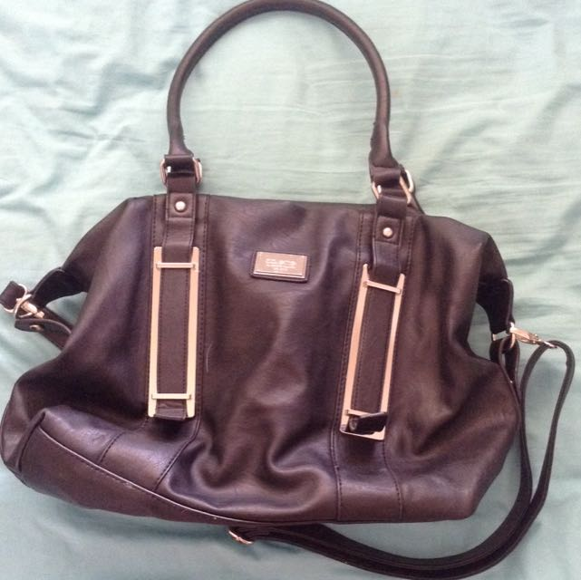 Black Hand Bag From Colette