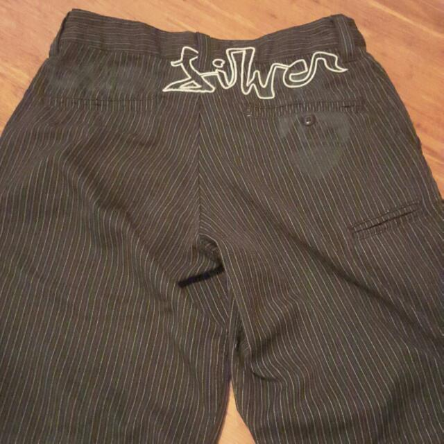 Boys Size 12 Quicksilver Shorts.