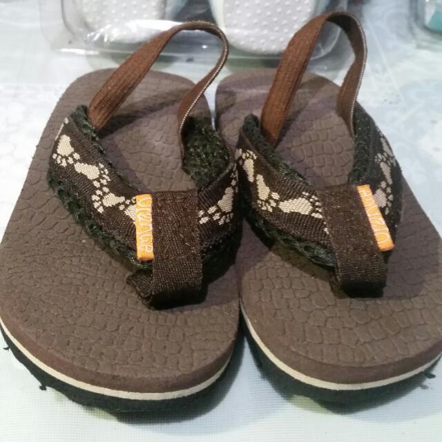 Brown Baby Sandals
