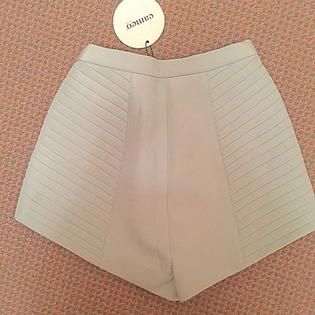 Cameo Heritage Shorts Ice Blue Size S