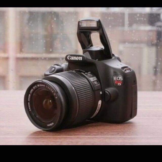 Canon Rebel T5 Great Condition
