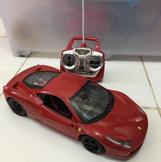 Car Ferrari