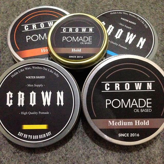 crown pomade