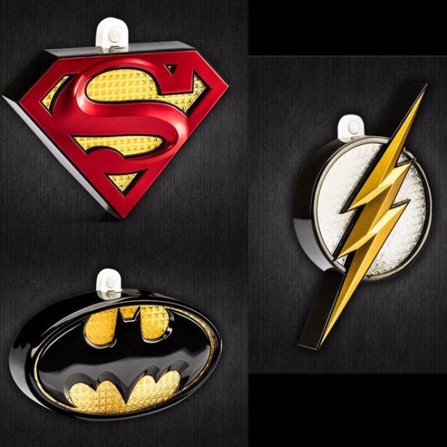 Dreamex dream ex motion sensor wall lamp light superman batman photo photo photo photo mozeypictures Gallery