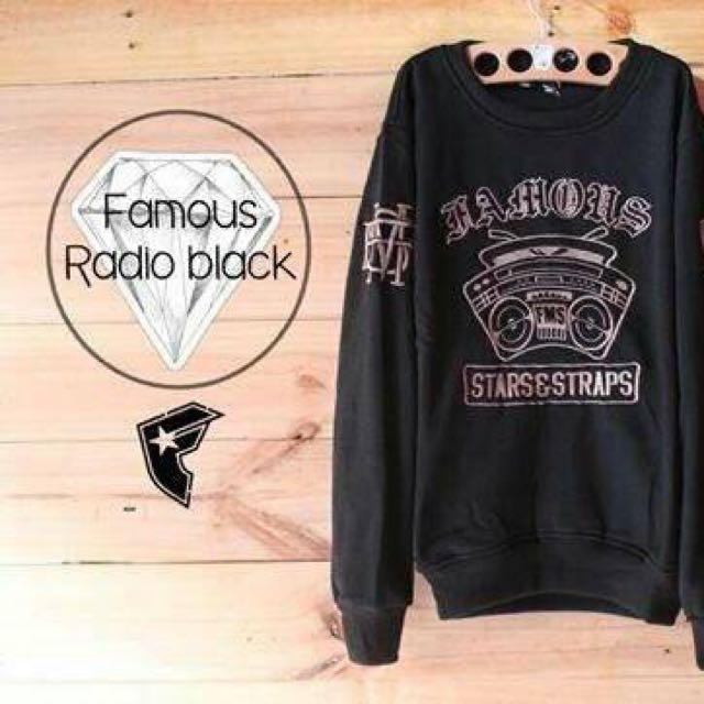 Famous Radio Black