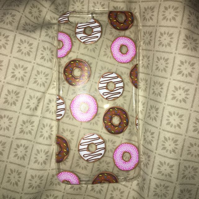 Gel Donut iPhone 6 Case