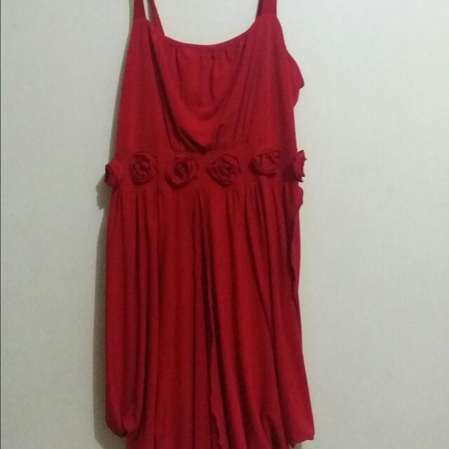 Get Laud Red Dress