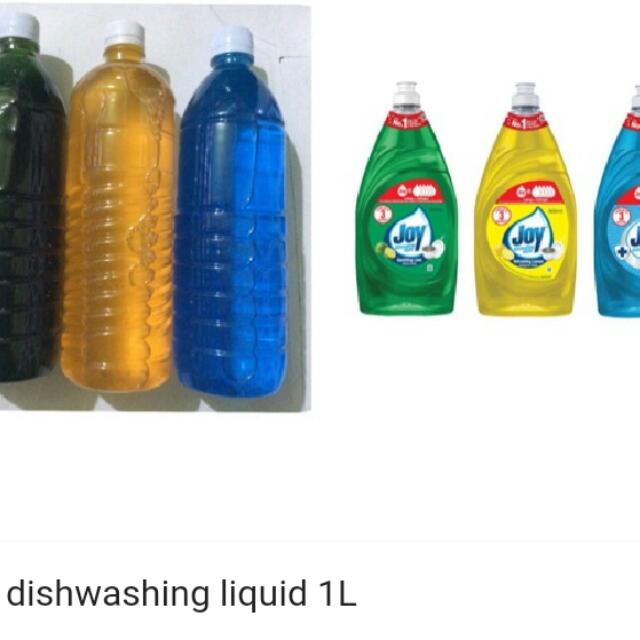 JOY DISHWASHING LIQUID MARKET RETURNS 1Liter