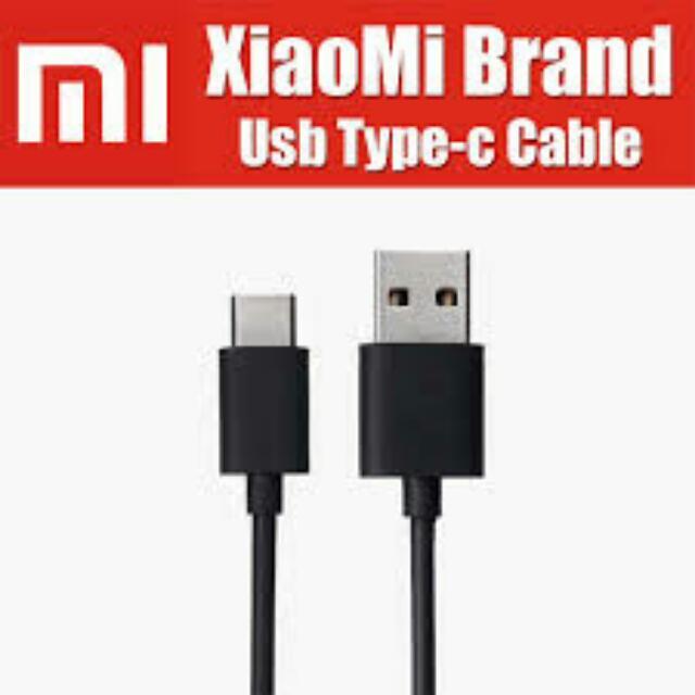 KABEL USB XIAOMI TYPE C