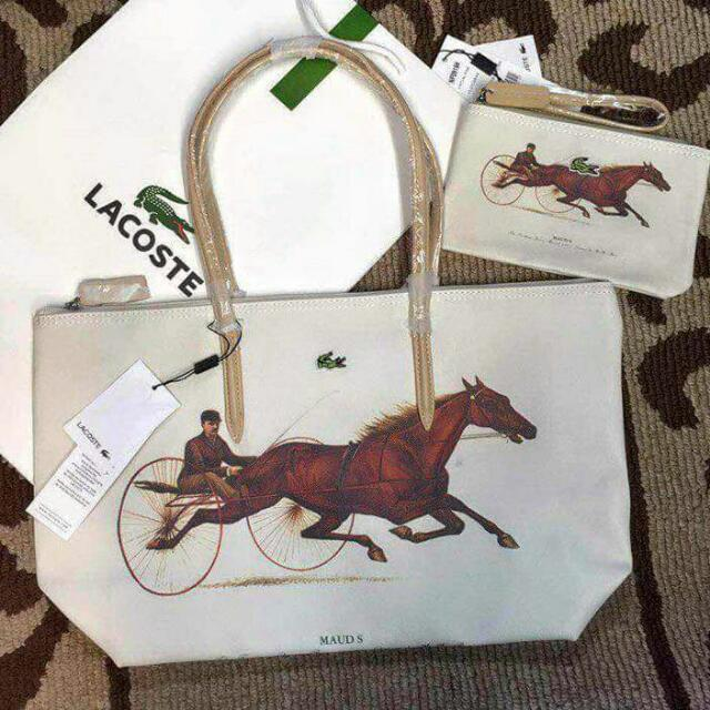 Lacoste 2in1 Bag