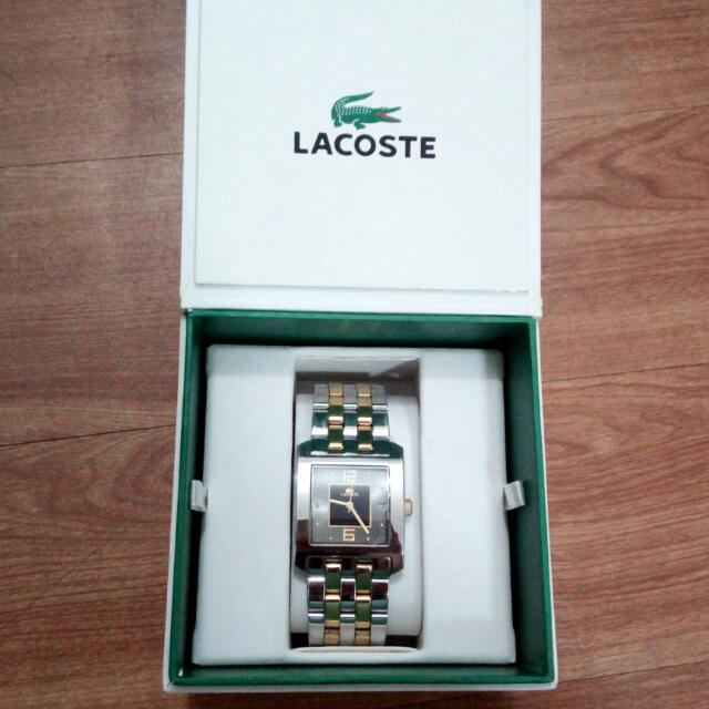 Lacoste Watch - Original