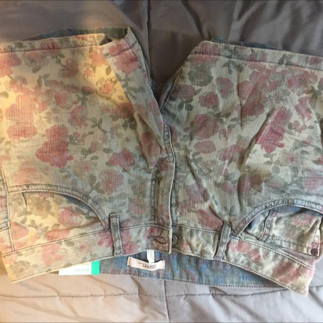 Ladies esprit Shorts BNWT size 14 PRICE DROP