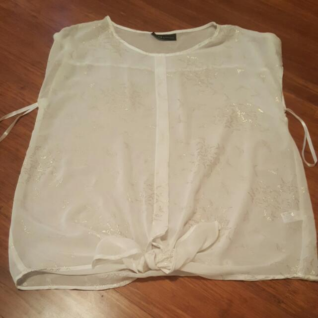 Ladies Size 14 Oasis Summer Top.