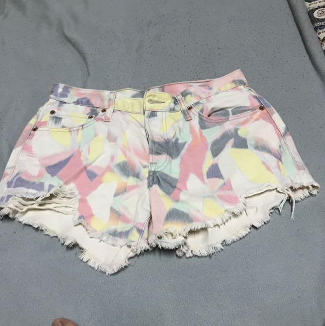 Levi's 短褲