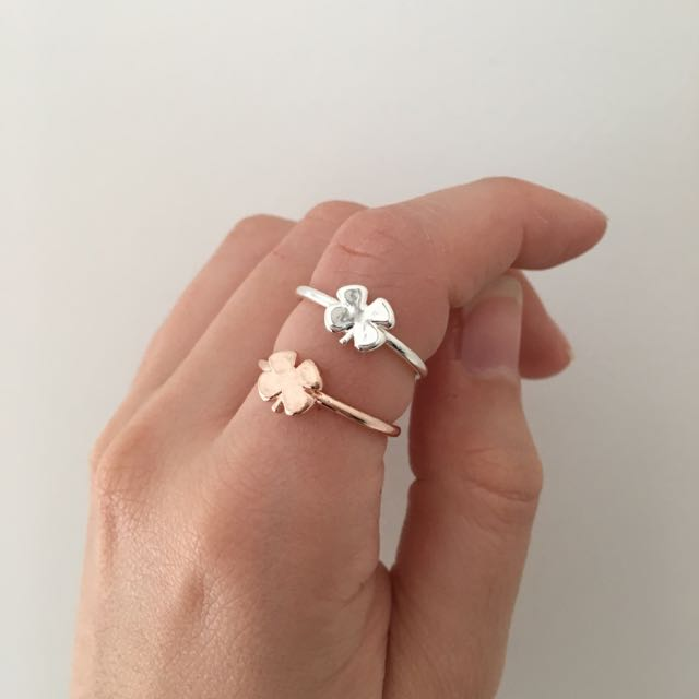 Luck Ring Size 6.5 Free Shipping