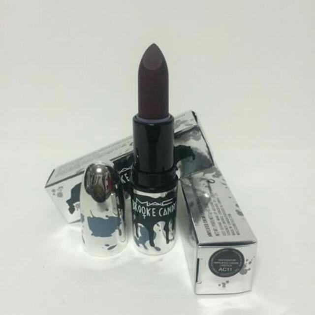 MAC Brooke Candy Lipstick PHP 120.00  Product code: MBCL(no. Of your chosen lippie)   SMS | VIBER 09754801281 Shipping fee is PHP 120 NO CANCELLATION OF ORDERS NO EXCHANGES NO RETURNS