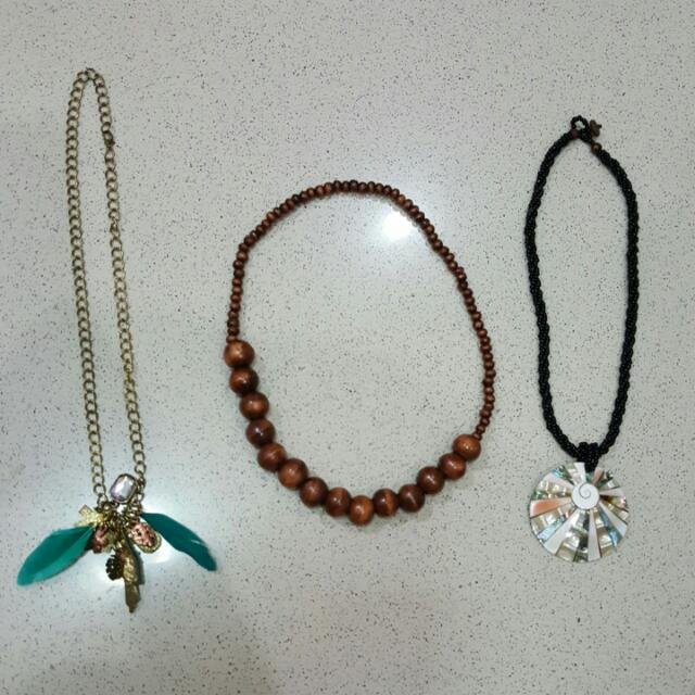 Necklace @10k Bought All Only 27k