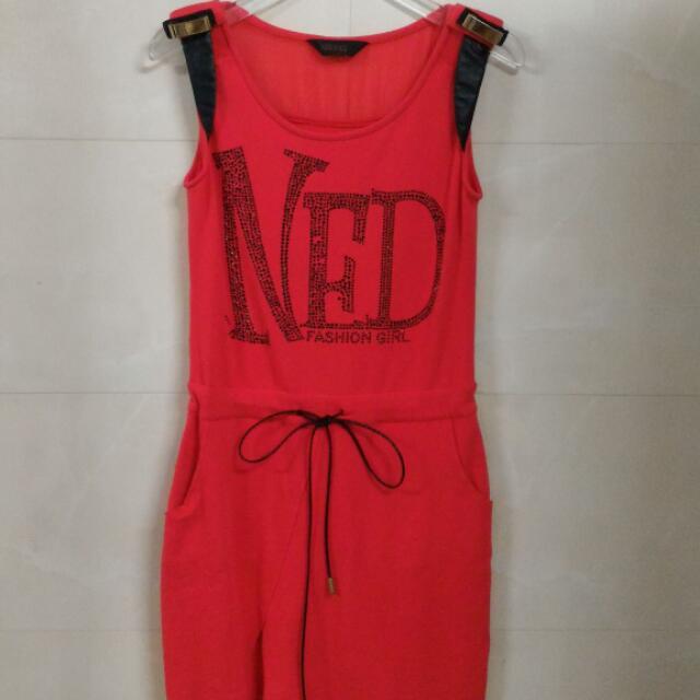 近全新NEED ED專櫃洋裝