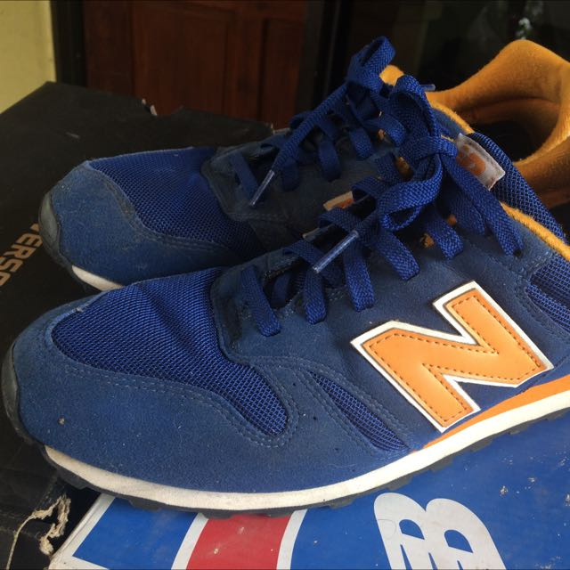 factory authentic 88e1c 677df New Balance 737 Size 44, Men's Fashion, Men's Footwear on ...