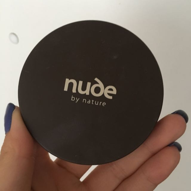NUDE POWDER FOUNDATION