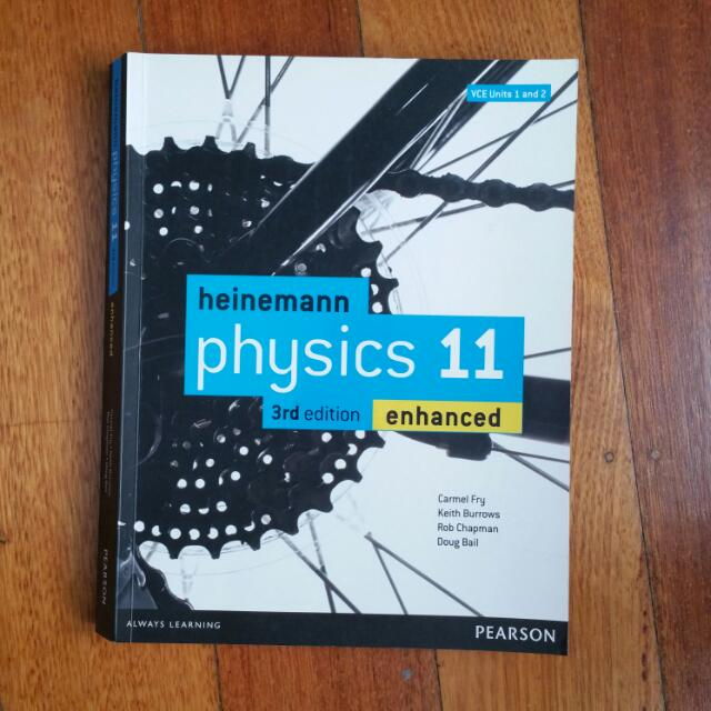 Physics 11 Heinemann