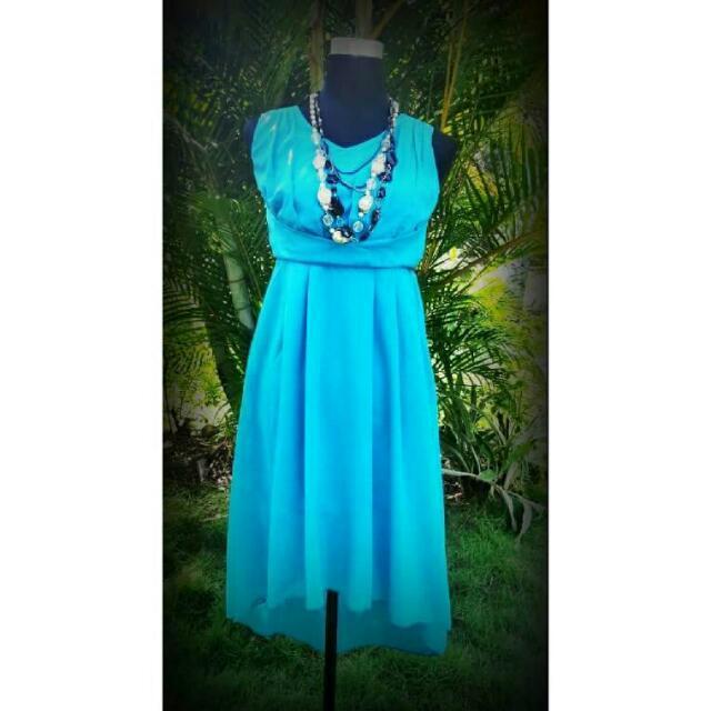 PRELOVE Casual Asymmetrical Dress