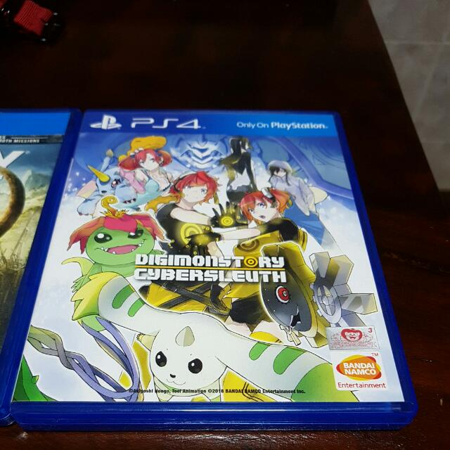 PS4 Games (Used)