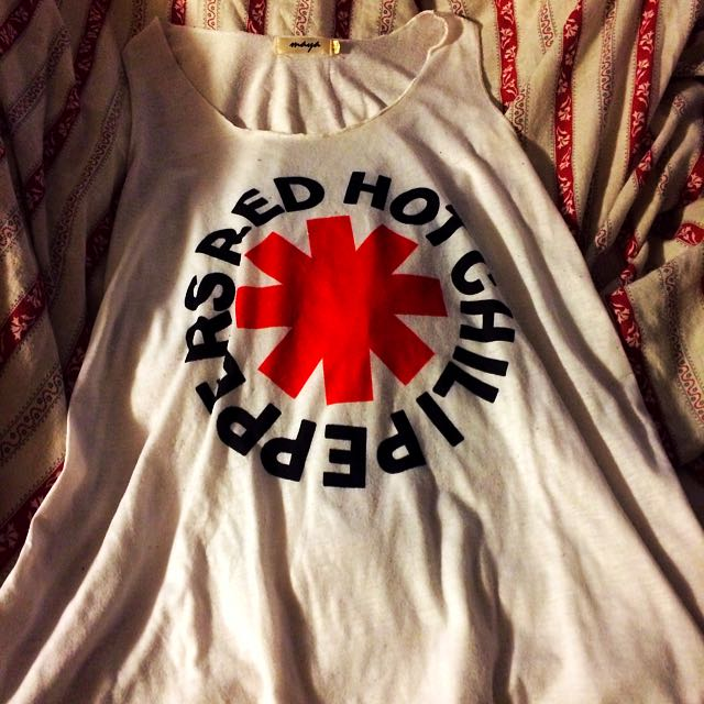 Red Hot Chilly Peppers Tank Top