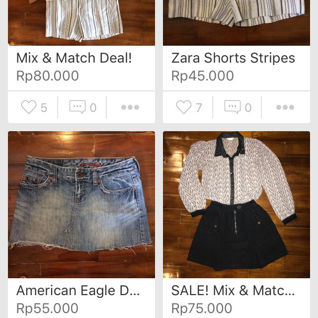 SALE & Mix N Match Items
