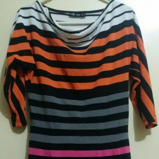Sophie Striped Dress