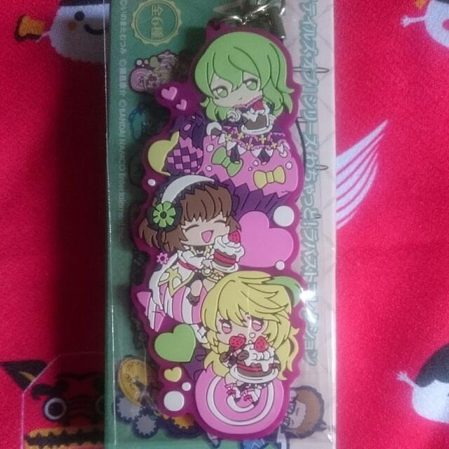"[SOLD] ""Tales of"" Series Wachatto Rubber Strap Collection - TOX"