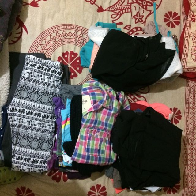 Teenage Girl Clothes Lot