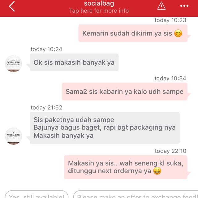 Testi Sabrina Top Black & White ❤️