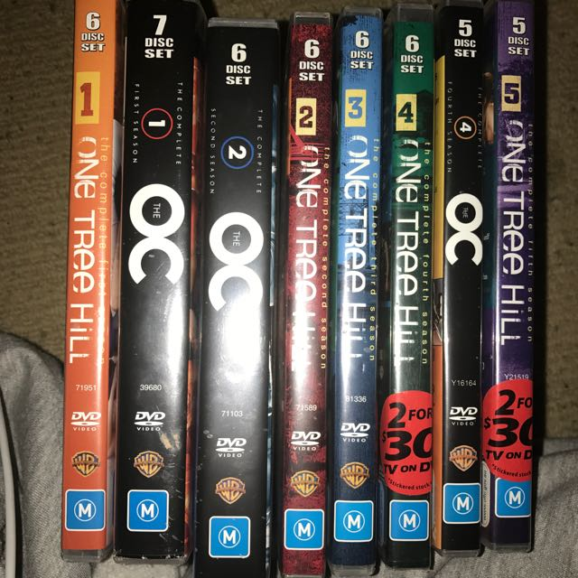 THE OC! Seasons 1-5