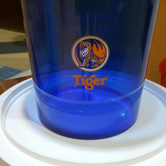 Tiger Beer ice bucket